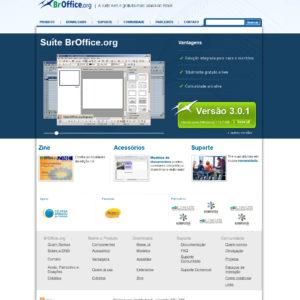 BrOffice.org website