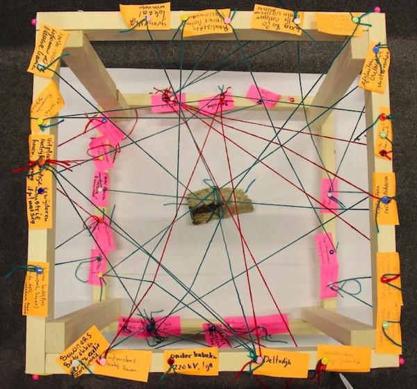 Cube information density