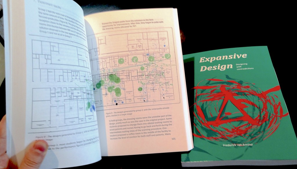 Expansive design: designing with contradictions