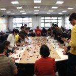 Identity workshop with Lego